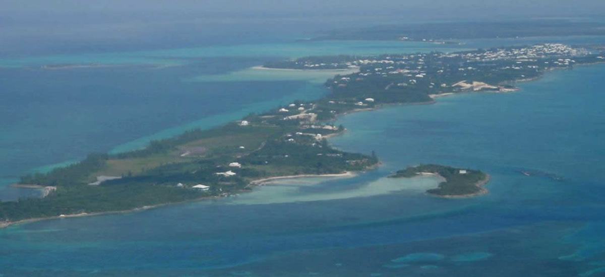 Island for sale with home in Eleuthera, Bahamas