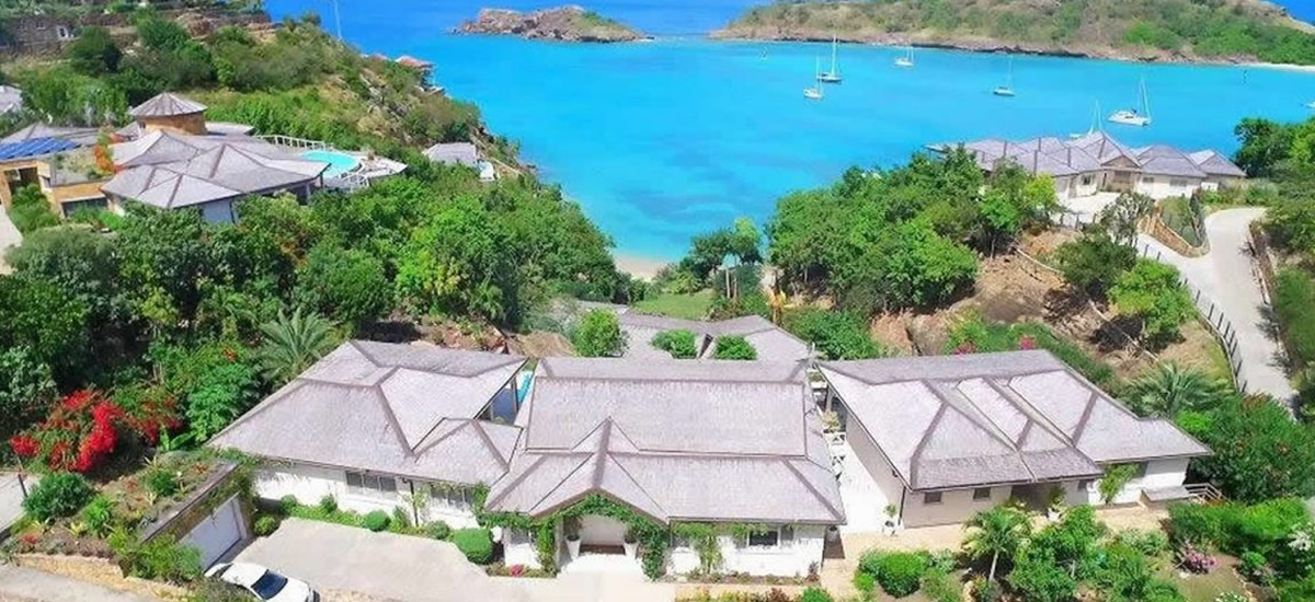 Luxury villa for sale in Galley Bay Heights, Antigua