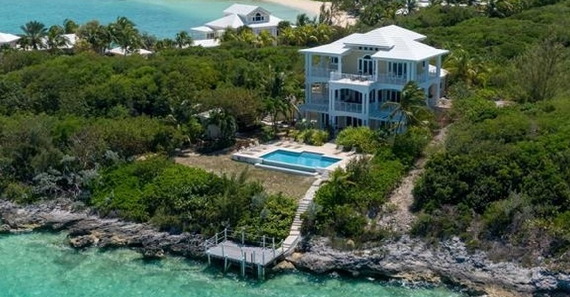 4 Bedroom Oceanfront House For Sale February Point Great