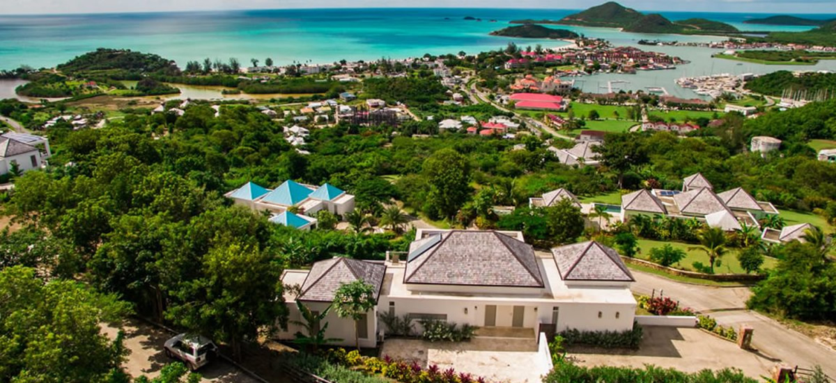 Villa for sale in Sugar Ridge, Antigua