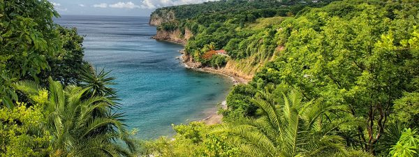 Woodlands Beach, Montserrat