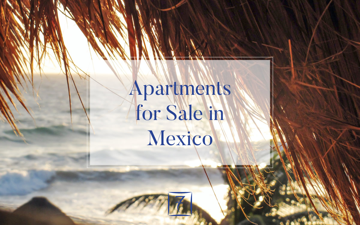 Discover the finest apartments for sale in Mexico