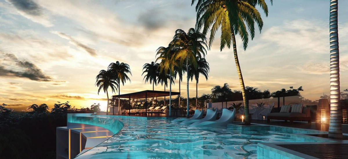 New investment condos for sale in Tulum, Mexico