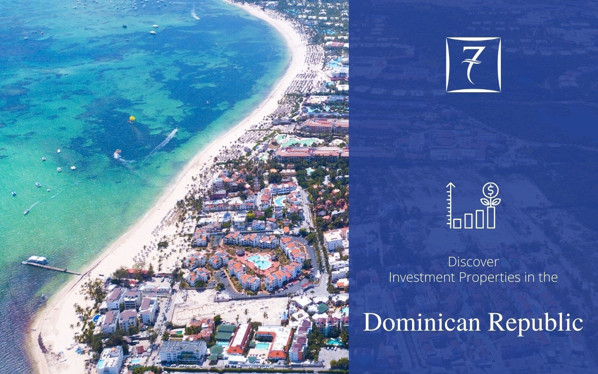 Discover high potential investment properties in the Dominican Republic
