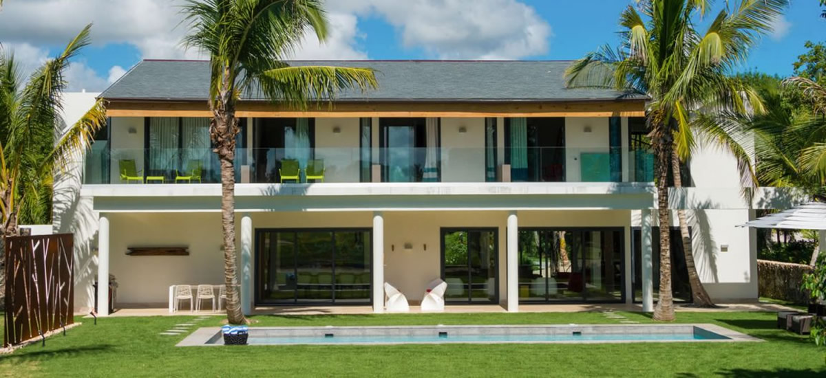 Golf home for sale in Punta Cana, Dominican Republic