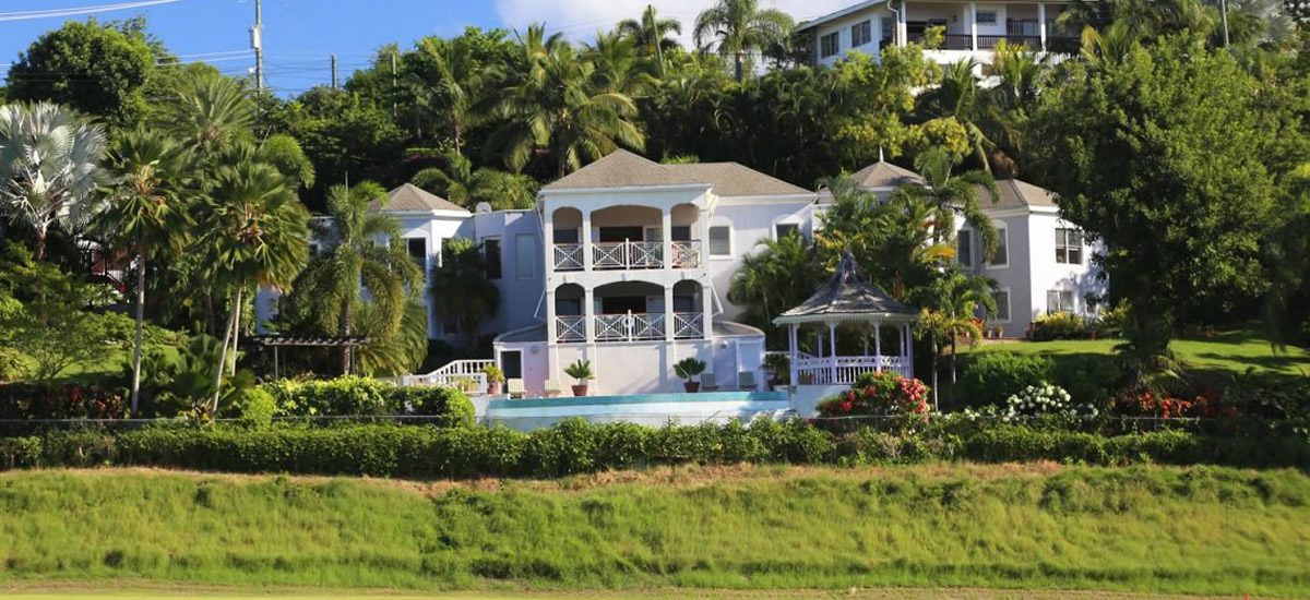 Golf home for sale in Cap Estate, St Lucia