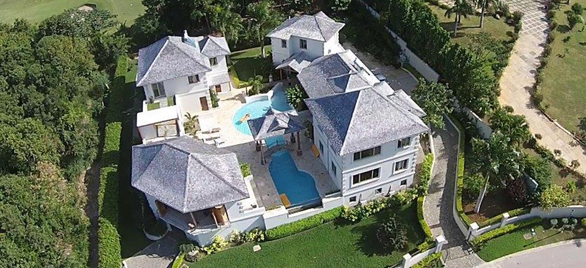 Luxury villa for sale in Rosehall, Montego Bay, Jamaica