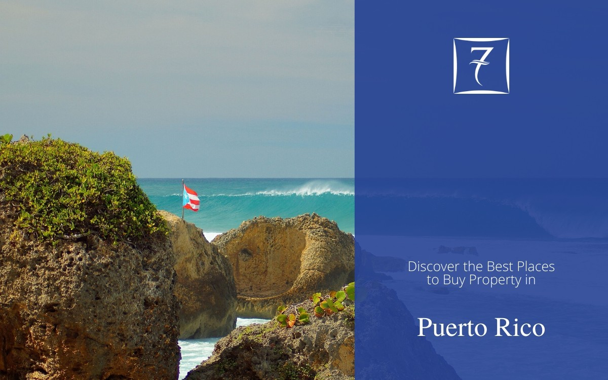 Discover the best places to buy property in Puerto Rico