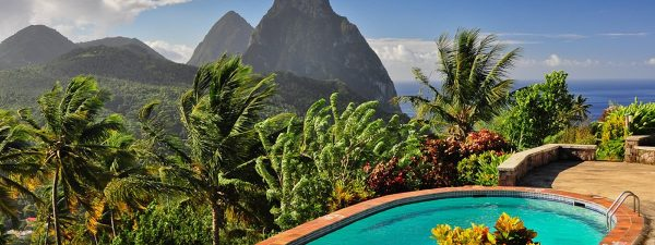 Boutique hotel for sale in Soufriere, St Lucia
