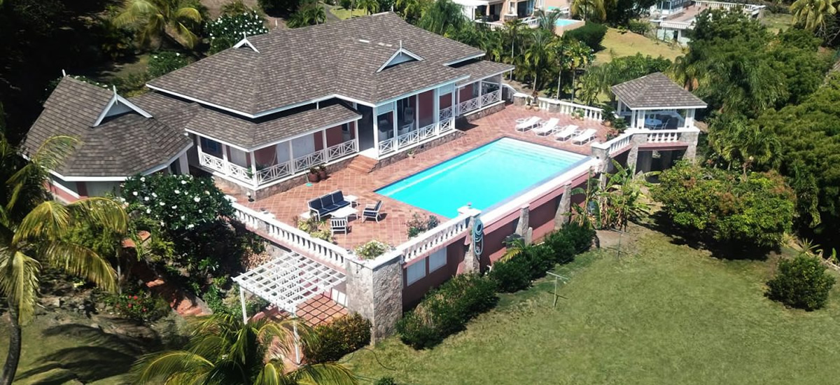 Home for sale in Isles Bay Plantation, Montserrat