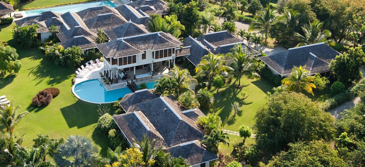 Luxury home for sale in Tryall Club, Jamaica