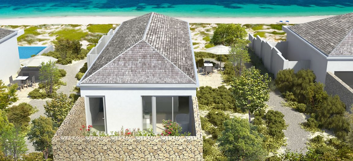 Beach villas for sale in South Caicos, Turks & Caicos Islands