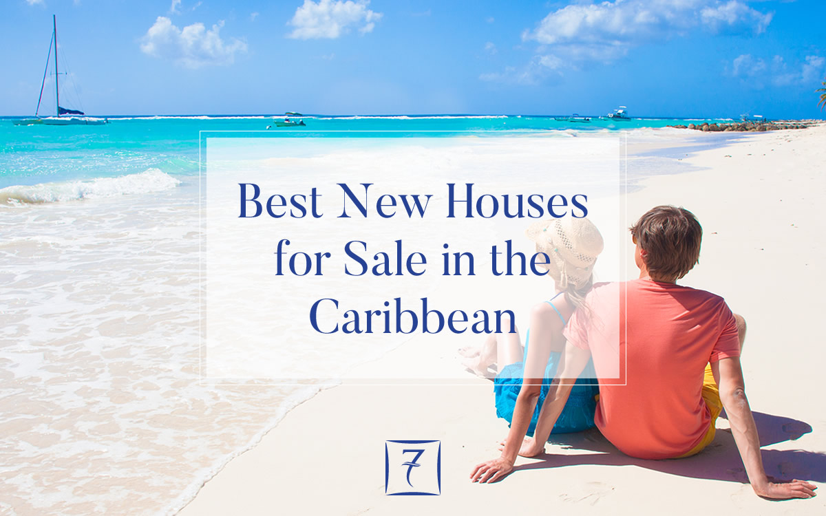 Best new houses for sale in the Caribbean