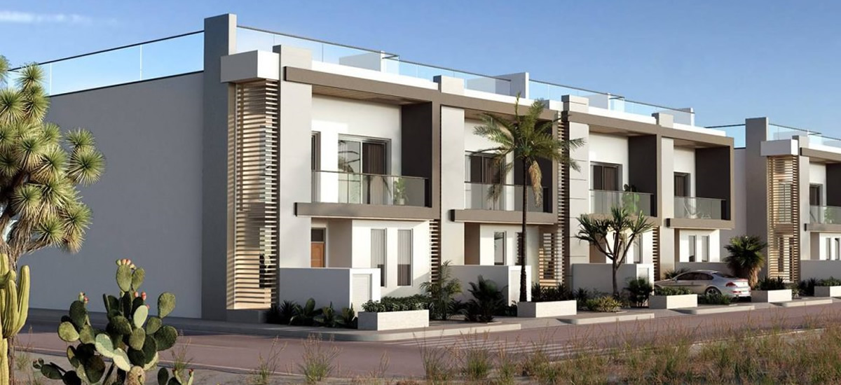Townhouses for sale in Malmok, Aruba