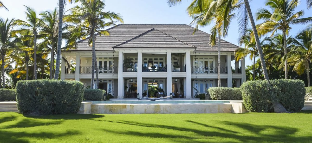 Elegant luxury home for sale in Punta Cana
