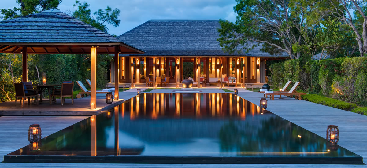 Villa for sale at Amanyara, Turks & Caicos