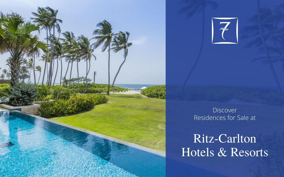 Discover Ritz-Carlton residences for sale