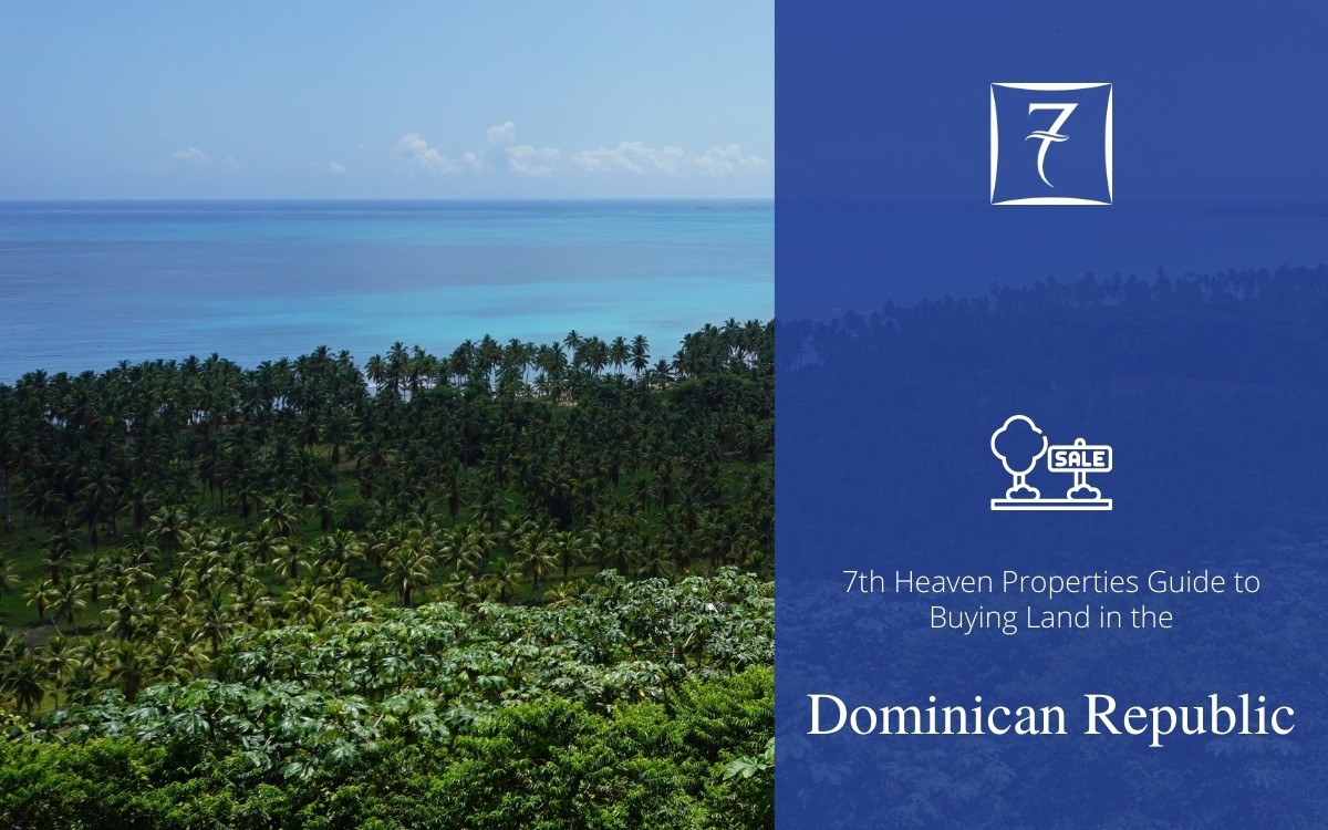 Guide to buying land in the Dominican Republic