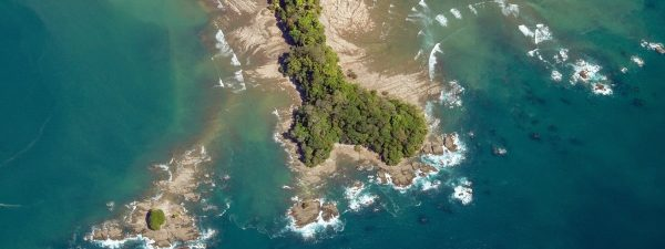 Costa Rica - aerial view