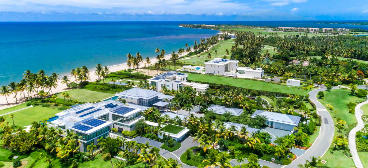 St Regis-branded Las Estancias Residences at Bahia Beach Puerto Rico
