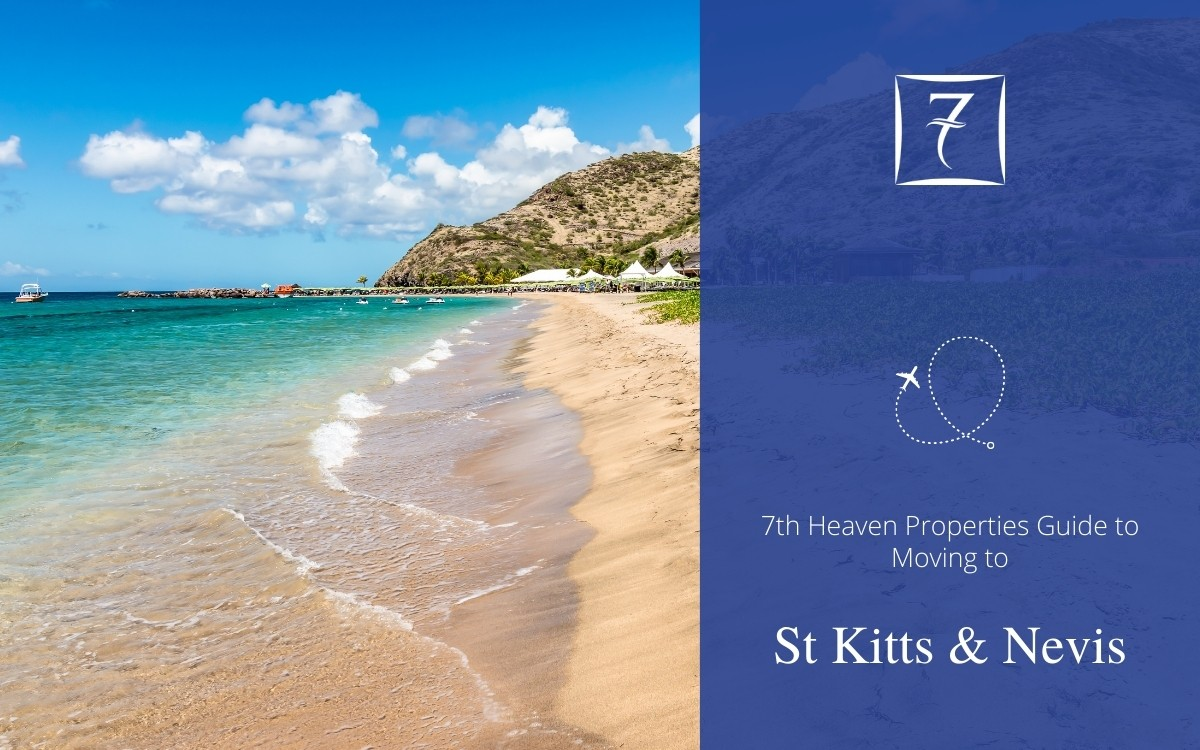 Find out how to move to St Kitts & Nevis in our relocation guide