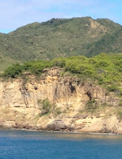 Cliffs of Montserrat