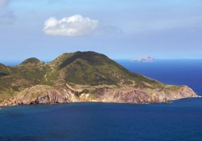Montserrat - Aerial View