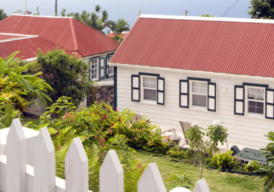 Traditional Saban style cottages